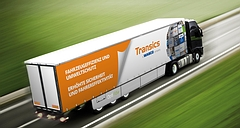 "Bundesweite Transics-Roadshow mit dem ""WABCO World of Solutions Truck"""